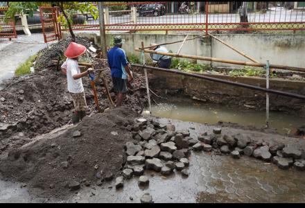 Pembangunan Infrastruktur 2016